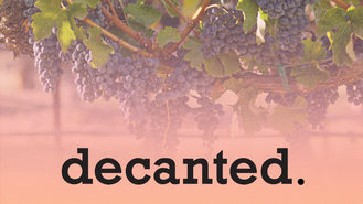 Netflix box art for Decanted.