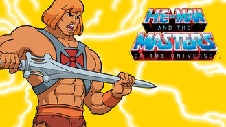 Netflix box art for He-Man and the Masters... (1983) - Season 1