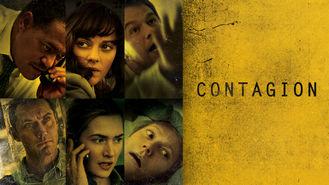 Netflix box art for Contagion