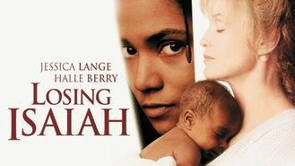 Netflix box art for Losing Isaiah