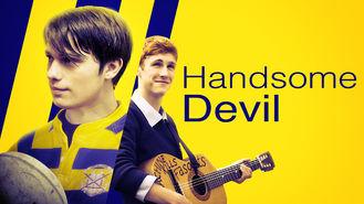 Netflix Box Art for Handsome Devil