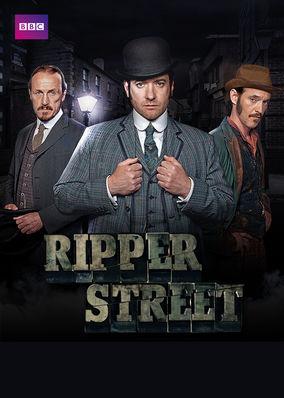 Box art for Ripper Street