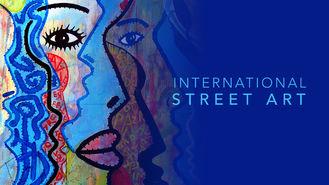 Netflix box art for International Street Art
