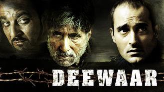 Netflix box art for Deewaar