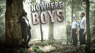 Netflix box art for Nowhere Boys - Season 1