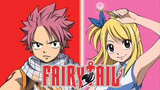 Netflix box art for Fairy Tail - Season 3