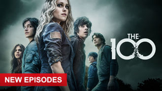 Netflix box art for The 100 - Season 3