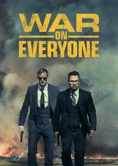 War on Everyone Netflix PR (Puerto Rico)