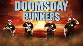 Netflix box art for Doomsday Bunkers - Season 1