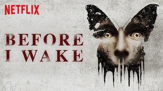 Netflix box art for Before I Wake