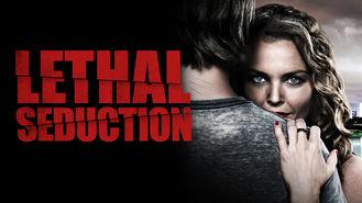 Netflix box art for Lethal Seduction