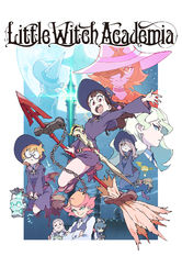 Little Witch Academia Netflix AU (Australia)