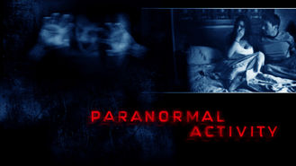 Netflix box art for Paranormal Activity