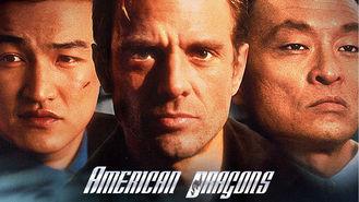 Netflix box art for American Dragon