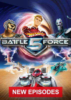 Hot Wheels: Battle Force 5 - Season 2