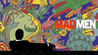 Netflix box art for Mad Men - Season 1