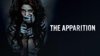 Netflix box art for The Apparition