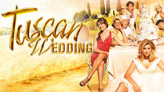 Netflix box art for Tuscan Wedding
