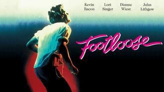 Netflix box art for Footloose