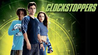 Netflix box art for Clockstoppers