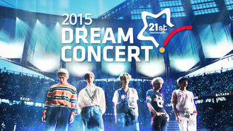 Netflix box art for 2015 Dream Concert