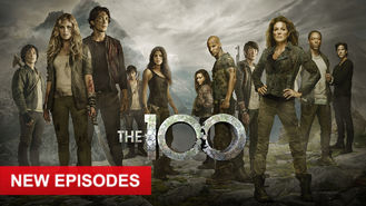 Netflix box art for The 100 - Season 4
