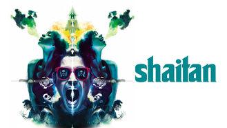 Netflix box art for Shaitan