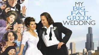 Netflix box art for My Big Fat Greek Wedding