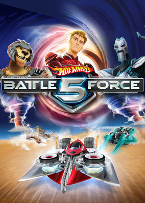 Hot Wheels: Battle Force 5 - Season 1