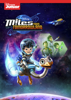 Miles From Tomorrowland - Season 1