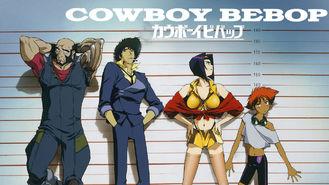 Netflix box art for Cowboy Bebop - Season 1