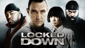 Netflix box art for Locked Down