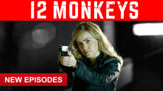 Netflix box art for 12 Monkeys - Season 2