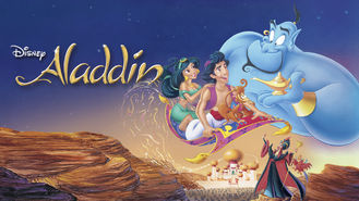Aladdin (1992) on Netflix in the USA