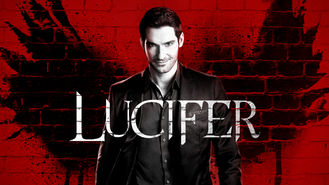 Netflix box art for Lucifer - Season 1