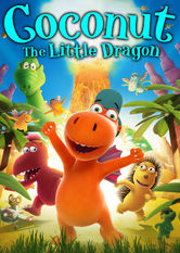 Coconut, the Little Dragon Netflix EC (Ecuador)