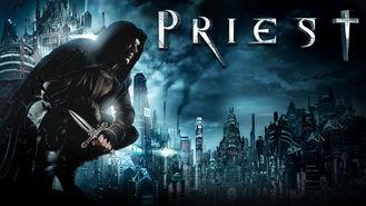 Netflix box art for Priest