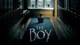 Netflix box art for The Boy