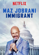 Maz Jobrani: Immigrant Netflix IN (India)