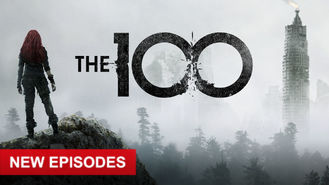 Netflix box art for The 100 - Season 4