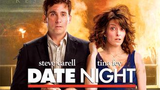 Netflix box art for Date Night