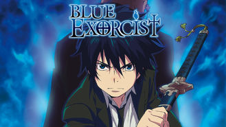 Netflix box art for Blue Exorcist - Season 1