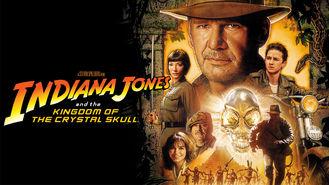 Indiana Jones/Kingdom of the Crystal Skull (2008) on Netflix in the Netherlands