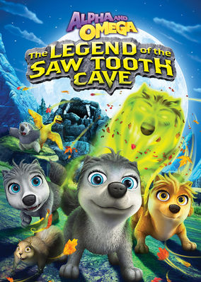 Alpha and Omega: Legend of Saw Tooth Cave