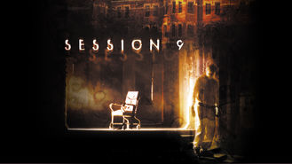 Is Session 9 on Netflix?