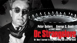 Dr. Strangelove (1964) on Netflix in the Netherlands