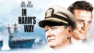 Netflix box art for In Harm's Way