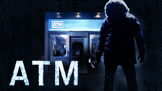 Netflix box art for ATM