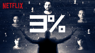 Netflix box art for 3% - Season 1
