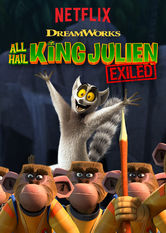 All Hail King Julien: Exiled Netflix IN (India)
